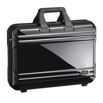 Zero Halliburton Aluminum Laptop Attaché Case