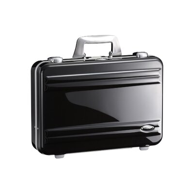 "Zero Halliburton Classic Polycarbonate 16.2"" Small Framed Attache Case"