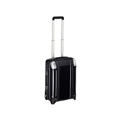 Zero Halliburton Geo Polycarbonate Carry On 2 Wheel Travel Case