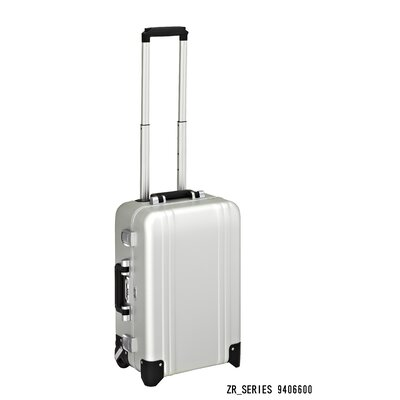 Classic Aluminum Carry On 2 Wheel Travel Case
