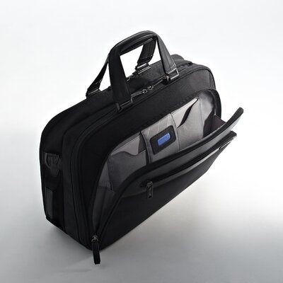 Zero Halliburton Profile Core Laptop Briefcase