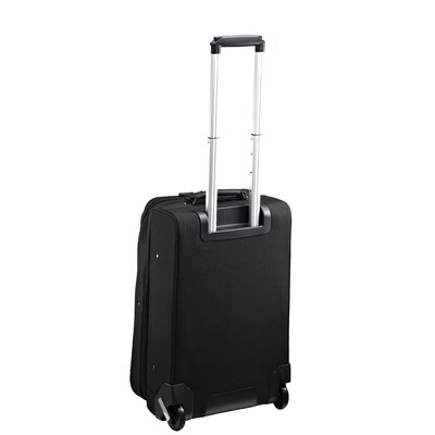 "Zero Halliburton Profile 22.5"" Carry-on Suitcase"
