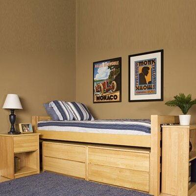 Graduate Series Extra Long Twin Bed with Tent Kit