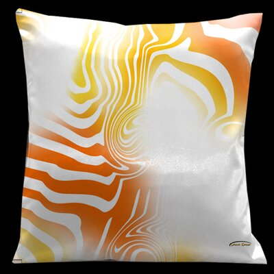 Contempo Square Satin Pillow
