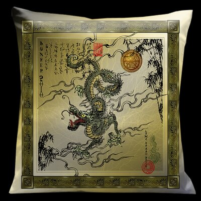 Lama Kasso Exotic Asia Square Pillow