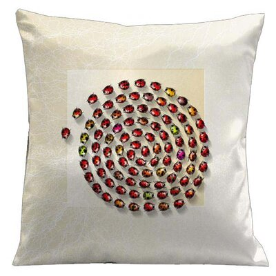 Botanic Ladybugs Pillow