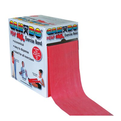 Cando Perforated Exercise Band