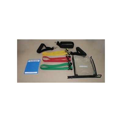 Cando Adjustable Easy Exercise Band Kit (Set of 2)