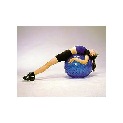 Cando Inflatable Exercise Sensi-Ball