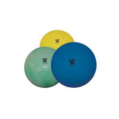 Deluxe Extra Thick Inflatable Exercise Ball