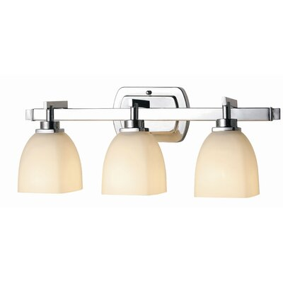 World Imports Galway  3 Light Vanity Light