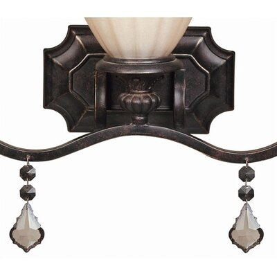 World Imports Avila 3 Light Vanity Light