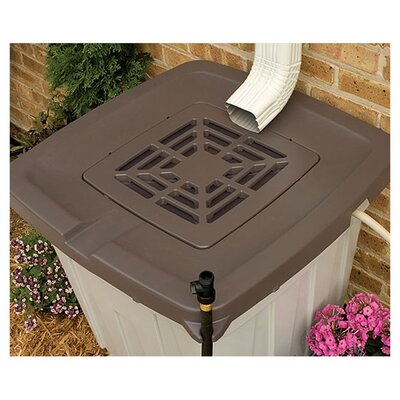 Suncast 50 Gallon Rain Barrel