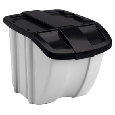 Storage Trends 18 Gallon Stacking Bin
