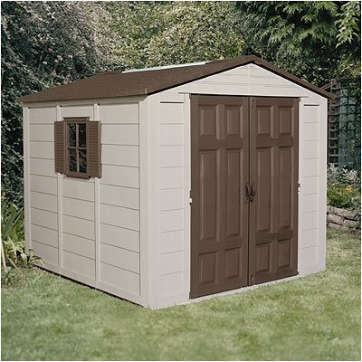 Suncast Resin Storage Shed
