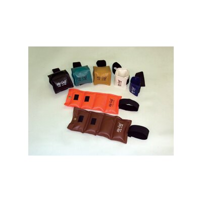 The Cuff 7 Piece Rehabilitation Ankle and Wrist Weight Kit