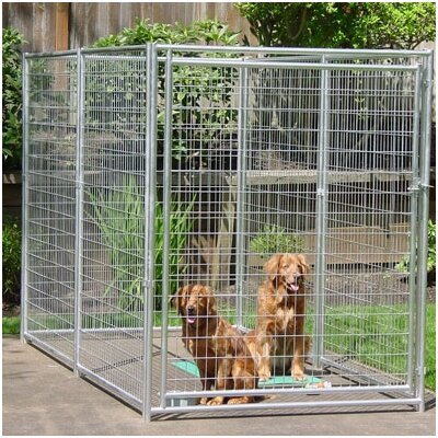 Jewett Cameron Lucky Dog Yard Kennel Gate