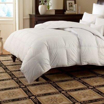 Downright Logana Batiste 800 Siberian White Goose Down Comforter