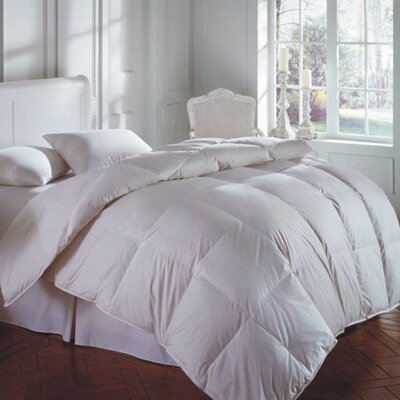 CASCADA Firm 50 White Goose Down/50 White Goose Feather Pillow