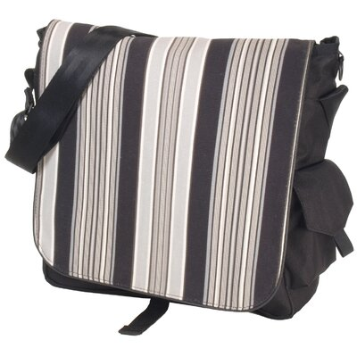 DadGear Sport Messenger Diaper Bag