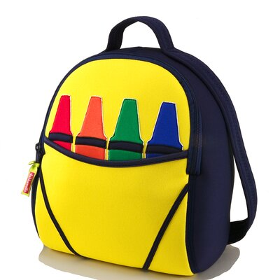 Dabbawalla Bags Color My World Backpack