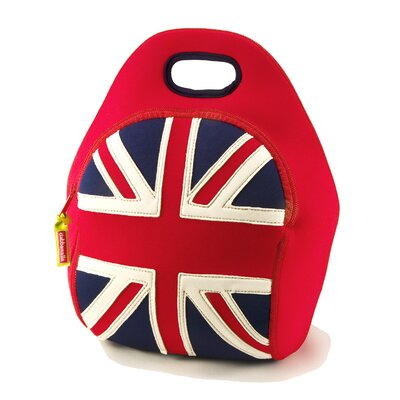 Dabbawalla Bags British Invasion Lunch Bag