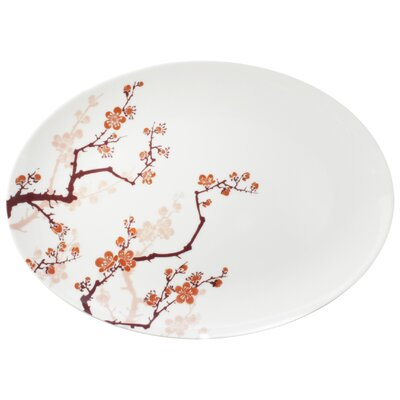 Ink Dish Cherry Ink Serving Platter