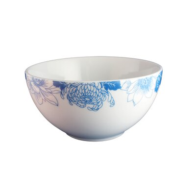 Ink Dish Tattoo Lotus Cereal Bowl