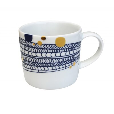 Ink Dish Basket Mug