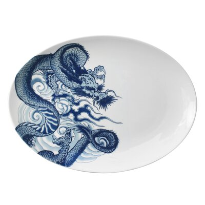 Ink Dish Irezumi Serving Platter