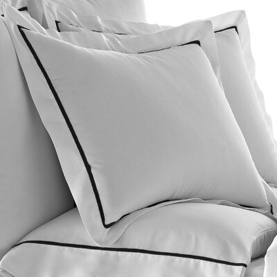 Kassatex Fine Linens Verona Bedding Cotton Sham