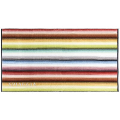 Kassatex Spiaggia Anti-Sand Ombre Beach Towel