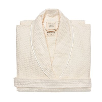 Kassanilo Shawl Bath Robe