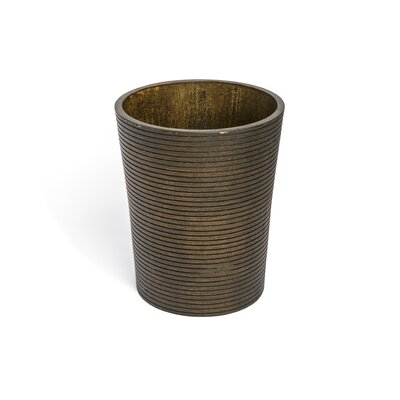 Kassatex Fine Linens Eko Accessories Waste Basket