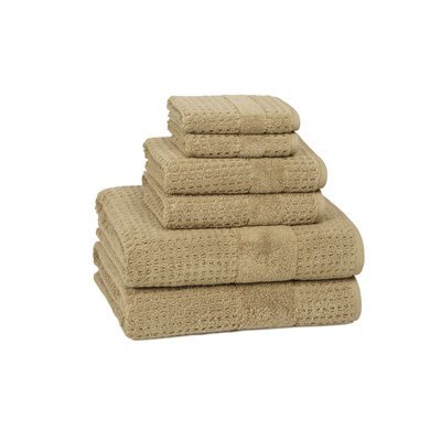 Kassatex Hammam 6 Piece Towel Set