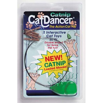 Cat Dancer Catnip Cat Toy
