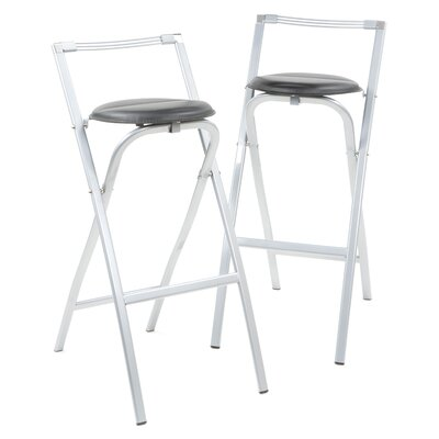 "<strong>New Spec Inc</strong> 29.5"" Bar Stool (Set of 2)"