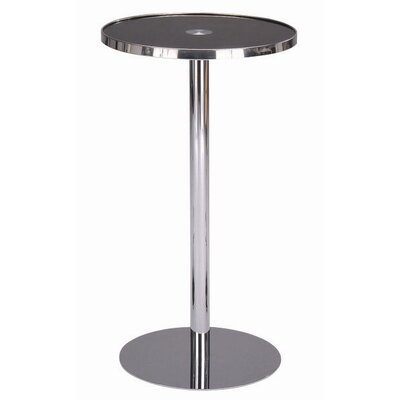 Cafe Bar Table in Black
