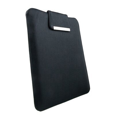 New Spec Inc Holomagic iPad Leather Case in Black