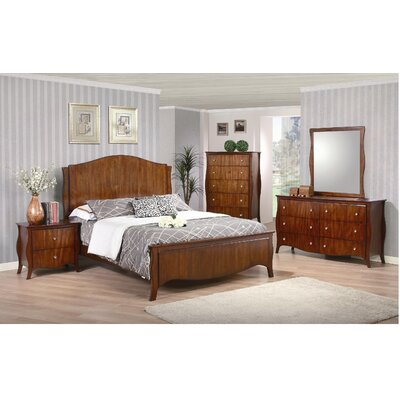 New Spec Inc Ontario 6 Drawer Dresser