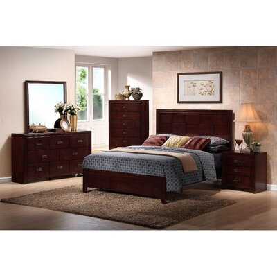 New Spec Inc Otago Panel Bedroom Collection