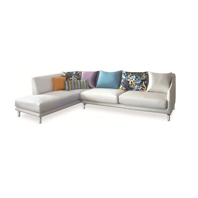 Allison Fabric Left Sectional