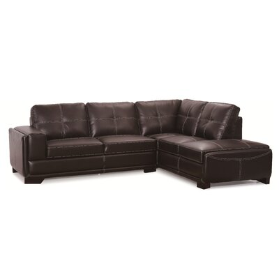 New Spec Inc Avery Right Sectional