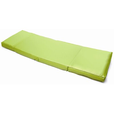 New Spec Inc Klik Klak Single Vinyl Sleeper Sofa
