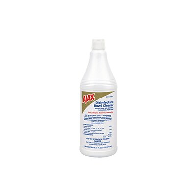 Ajax Disinfectant Bowl Cleaner Cherry Scent Bottle
