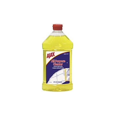Ajax All-Purpose Cleaner Lemon Scent Bottle