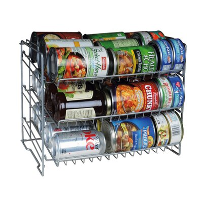 Atlantic Three Shelf Canrack