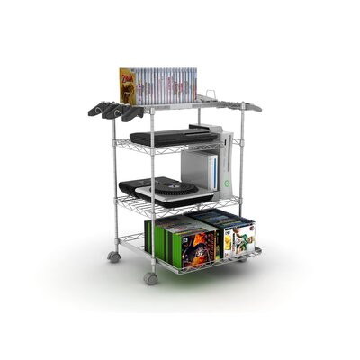 Atlantic 4 Tier Storage Rack