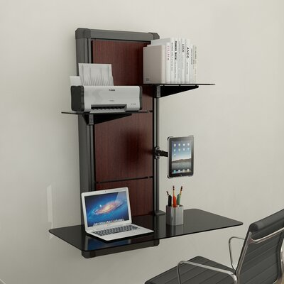 Atlantic EVO Wall Mount Desk