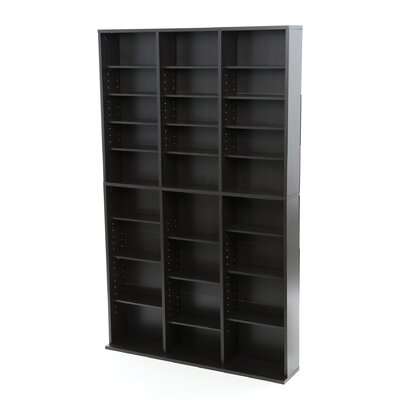 Atlantic Oskar Multimedia Storage Rack